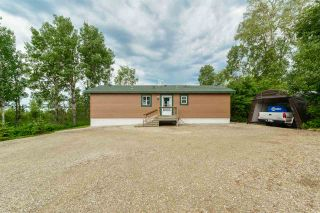 Photo 32: 4428 LAKESHORE Road: Rural Parkland County Manufactured Home for sale : MLS®# E4184645