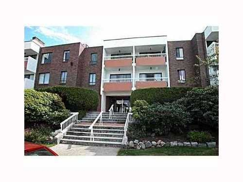 Main Photo: 216 2450 CORNWALL Ave in Vancouver West: Kitsilano Residential for sale ()  : MLS®# V817425