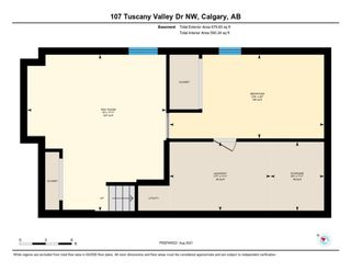 Photo 34: 107 Tuscany Valley Drive Drive in Calgary: Tuscany Detached for sale : MLS®# A1135178