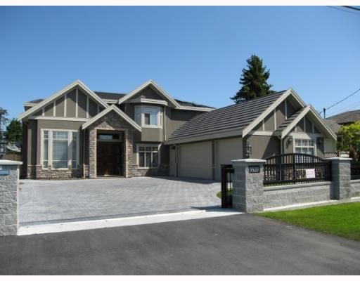 Main Photo: 9520 PINEWELL in Richmond: Saunders House for sale : MLS®# V767927