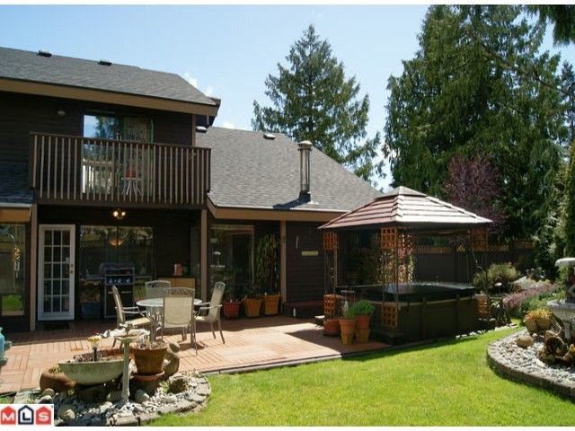 Main Photo: 12872 CARLUKE Crescent in Surrey: Queen Mary Park Surrey House for sale : MLS®# F1111999