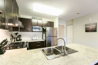 "Photo 4: 322 700 KLAHANIE Drive in Port Moody: Port Moody Centre Condo for sale in ""BOARDWALK"" : MLS®# R2039030"