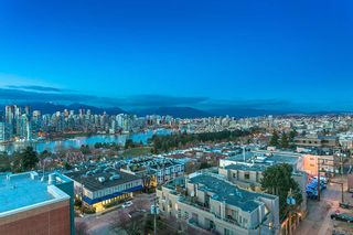 "Photo 4: 802 2483 SPRUCE Street in Vancouver: Fairview VW Condo for sale in ""Skyline"" (Vancouver West)  : MLS®# R2151780"