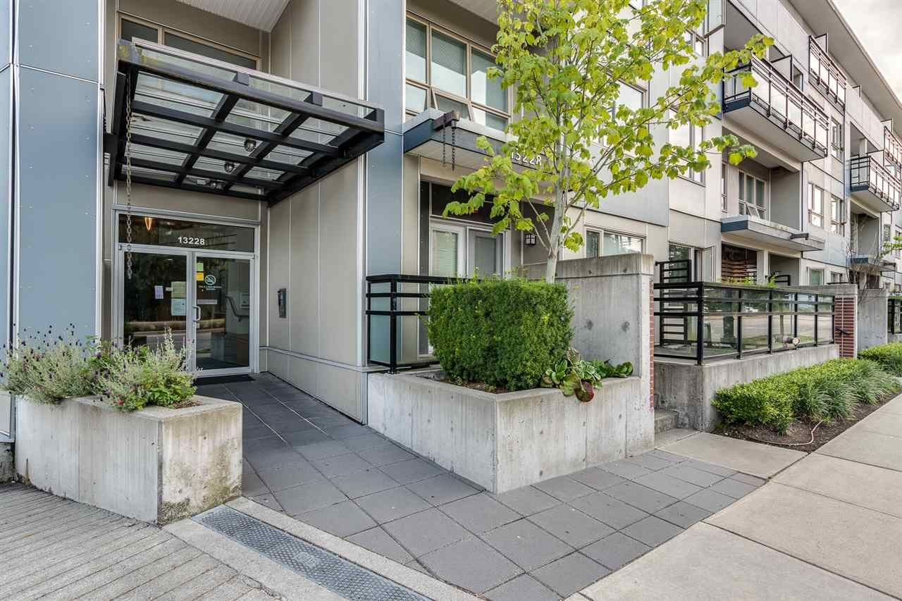 """Main Photo: 419 13228 OLD YALE Road in Surrey: Whalley Condo for sale in """"CONNECT"""" (North Surrey)  : MLS®# R2482486"""