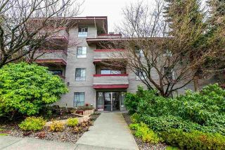 """Photo 1: 203 109 TENTH Street in New Westminster: Uptown NW Condo for sale in """"LANDGRO MANOR"""" : MLS®# R2181370"""