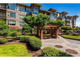 Main Photo: 308 33538 MARSHALL Road in Abbotsford: Abbotsford East Condo for sale : MLS®# R2593643