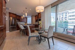 Photo 8: 402 11826 100 Avenue in Edmonton: Zone 12 Condo for sale : MLS®# E4256273