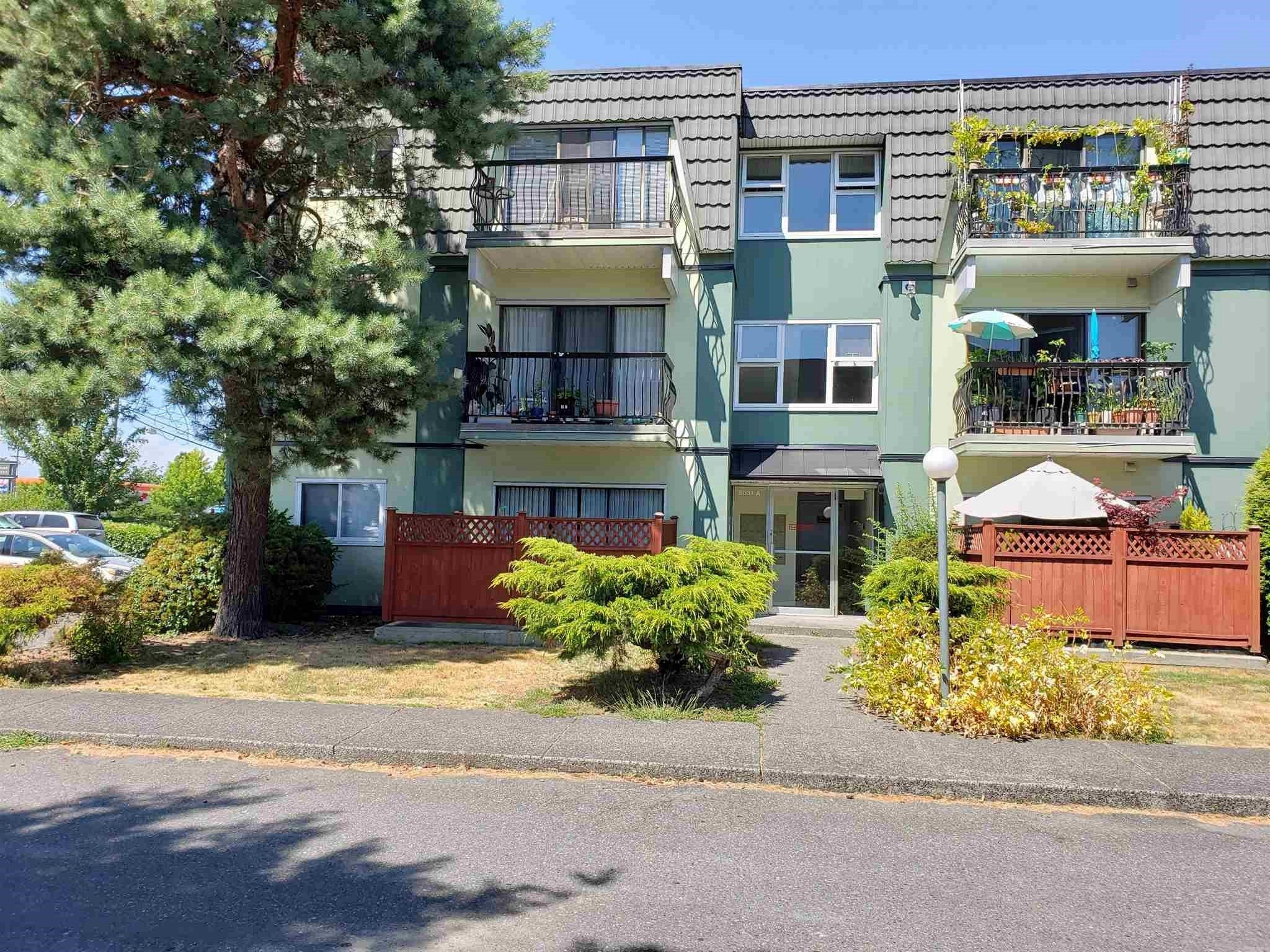 """Main Photo: 313 8031 RYAN Road in Richmond: South Arm Condo for sale in """"Mayfair Court"""" : MLS®# R2601114"""