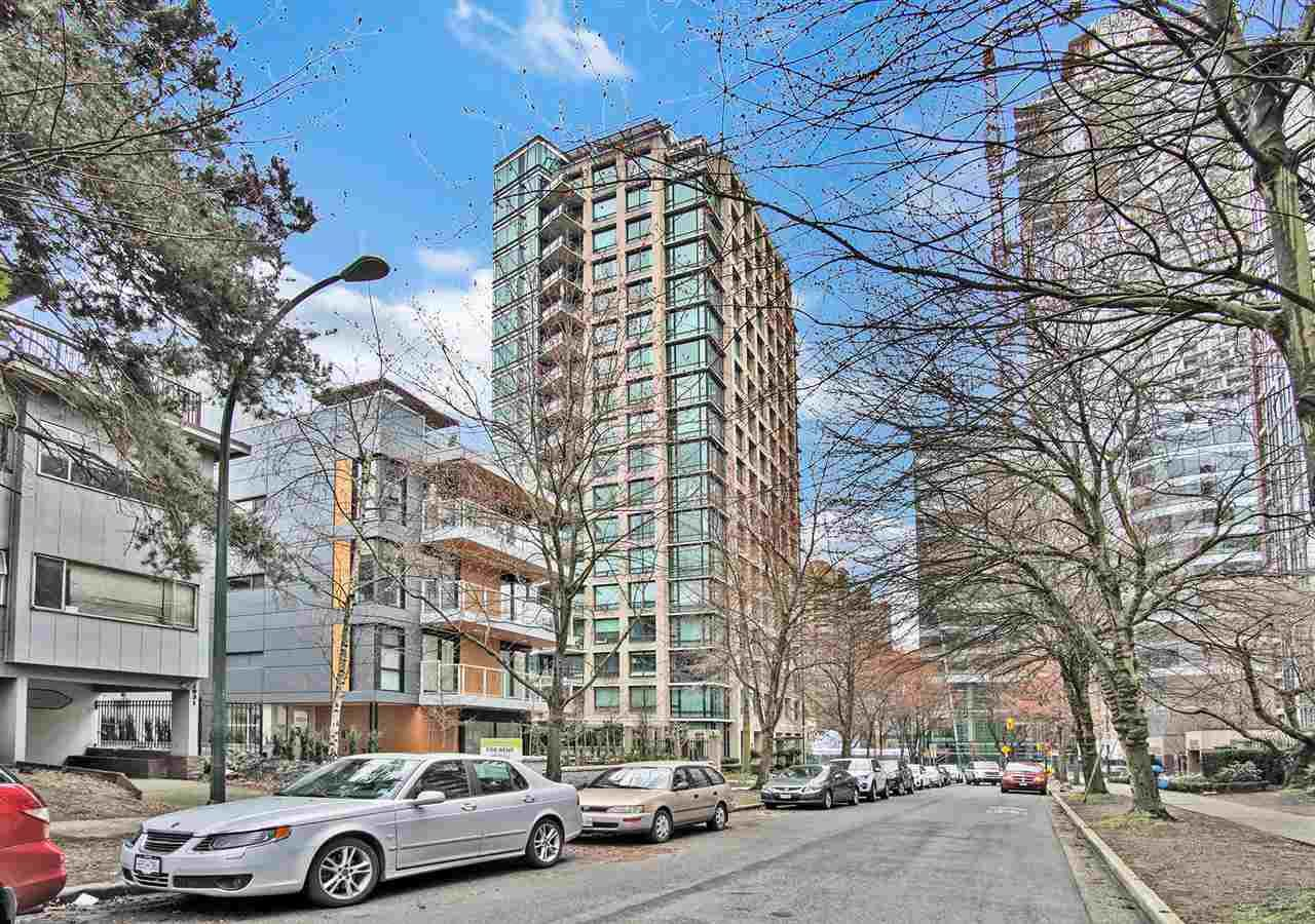 """Main Photo: 1501 1003 BURNABY Street in Vancouver: West End VW Condo for sale in """"MILANO"""" (Vancouver West)  : MLS®# R2555583"""
