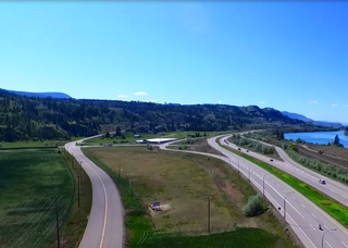 Photo 1: LOT A E DALLAS DRIVE in : Dallas Land Only for sale (Kamloops)  : MLS®# 138550