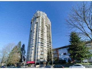 "Photo 1: 1705 6540 BURLINGTON Avenue in Burnaby: Metrotown Condo for sale in ""BURLINGTON SQUARE"" (Burnaby South)  : MLS®# V1070449"