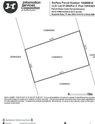 Photo 7: 154 Carwin Park Drive in Emma Lake: Lot/Land for sale : MLS®# SK846951