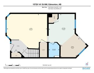 Photo 38: 15729 141 Street in Edmonton: Zone 27 House for sale : MLS®# E4259248