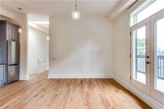 Photo 3: 3 10 Sylvan Avenue in Toronto: Dufferin Grove House (3-Storey) for lease (Toronto C01)  : MLS®# C4178559