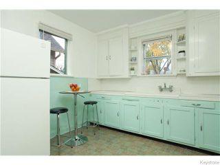 Photo 6: 443 Horace Street in WINNIPEG: St Boniface Residential for sale (South East Winnipeg)  : MLS®# 1528754