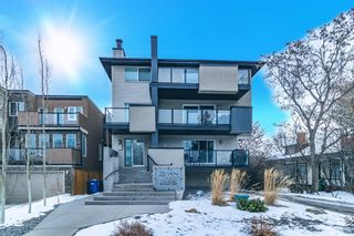 Main Photo: 102 1810 16 Street SW in Calgary: Bankview Apartment for sale : MLS®# A1100592