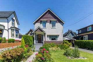 Main Photo: 325 PINE Street in New Westminster: Queens Park House for sale : MLS®# R2596318