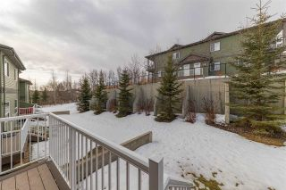 Photo 39: 5 30 Oak Vista Drive: St. Albert Townhouse for sale : MLS®# E4232152