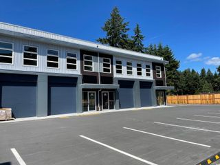 Photo 2: 140 2936 Amy Rd in : La Goldstream Industrial for lease (Langford)  : MLS®# 878733
