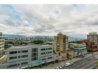 """Photo 14: 920 1268 W BROADWAY in Vancouver: Fairview VW Condo for sale in """"CITY GARDENS"""" (Vancouver West)  : MLS®# V1087529"""