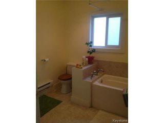 Photo 11: 371 Home Street in WINNIPEG: West End / Wolseley Residential for sale (West Winnipeg)  : MLS®# 1321837
