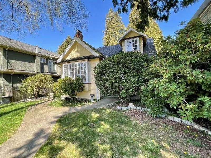 Main Photo: 1749 W 62ND Avenue in Vancouver: South Granville House for sale (Vancouver West)  : MLS®# R2568383