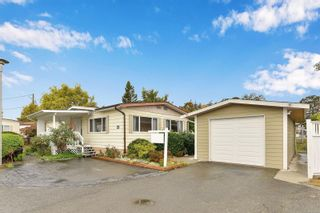 Photo 1: 22 1498 Admirals Rd in : VR Glentana Manufactured Home for sale (View Royal)  : MLS®# 883806