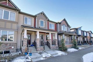 Main Photo: 257 Cityscape Boulevard NE in Calgary: Cityscape Row/Townhouse for sale : MLS®# A1087239