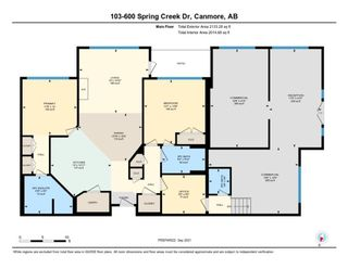 Photo 47: 103 600 Spring Creek Drive: Canmore Apartment for sale : MLS®# A1148085