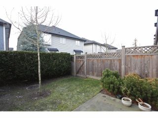 """Photo 15: 11 18199 70 Avenue in Surrey: Cloverdale BC Townhouse for sale in """"AUGUSTA AT PROVINCETON"""" (Cloverdale)  : MLS®# F1326688"""