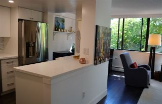 "Photo 6: 102 1616 W 13TH Avenue in Vancouver: Fairview VW Condo for sale in ""GRANVILLE GARDENS"" (Vancouver West)  : MLS®# R2129743"