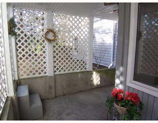 "Photo 8: 24 7345 SANDBORNE Avenue in Burnaby: South Slope Townhouse for sale in ""SANDBORNE WOODS"" (Burnaby South)  : MLS®# V750249"