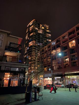 "Photo 2: 704 110 BREW Street in Port Moody: Port Moody Centre Condo for sale in ""ARIA 1"" : MLS®# R2540463"