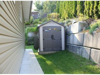 "Photo 19: 8053 TOPPER Drive in Mission: Mission BC House for sale in ""College heights"" : MLS®# F1321815"