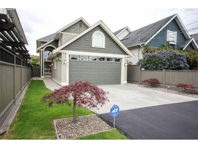 Main Photo: 3231 GEORGIA STREET in : Steveston Village House for sale : MLS®# V1126739