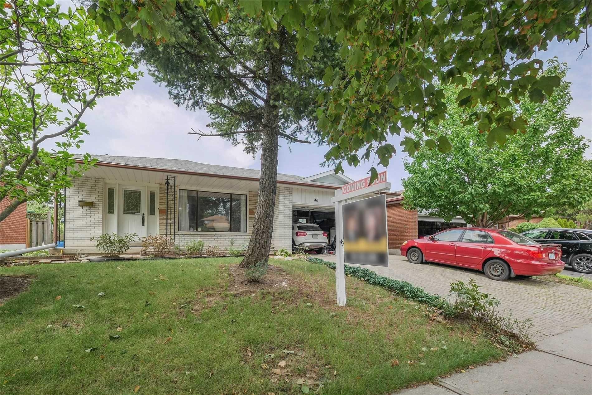 Main Photo: 46 Stainforth Drive in Toronto: Agincourt South-Malvern West House (Backsplit 4) for sale (Toronto E07)  : MLS®# E5368790