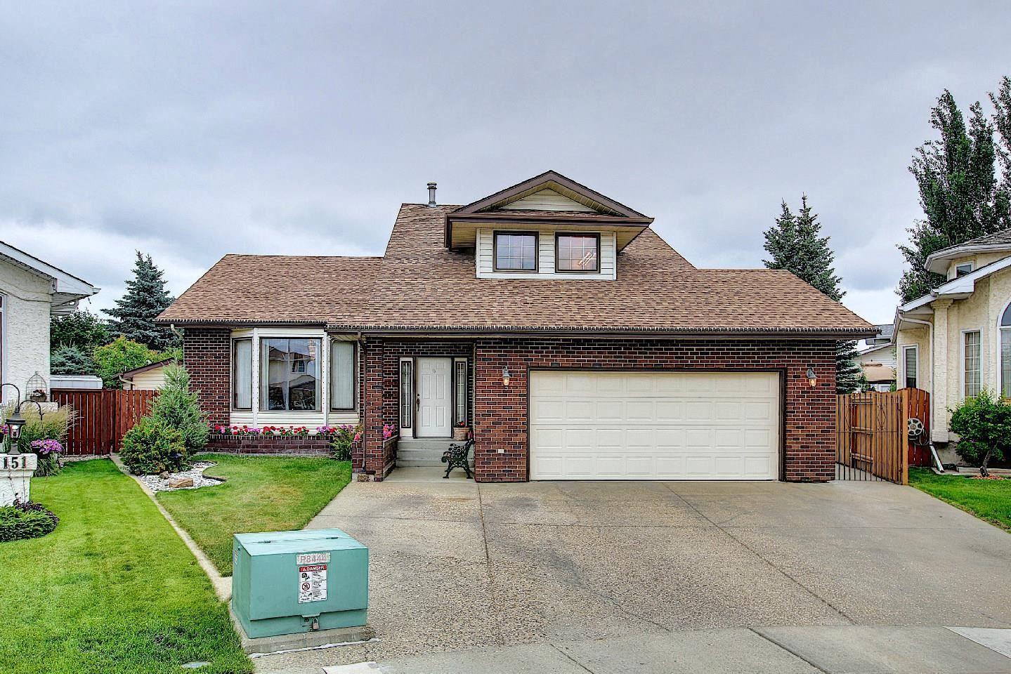 Main Photo: 147 MAYLIEWAN Close in Edmonton: Zone 28 House for sale : MLS®# E4254143
