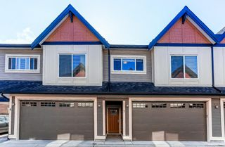 """Photo 1: 7 7028 ASH Street in Richmond: McLennan North Townhouse for sale in """"Granville Gardens"""" : MLS®# R2624895"""