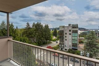 """Photo 17: 602 555 13TH Street in West Vancouver: Ambleside Condo for sale in """"Parkview Tower"""" : MLS®# R2591650"""