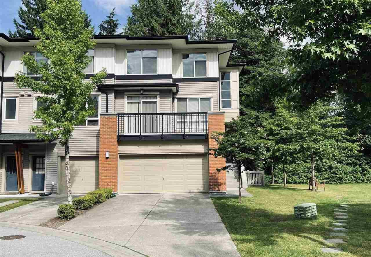 """Main Photo: 67 1125 KENSAL Place in Coquitlam: New Horizons Townhouse for sale in """"Kensal Walk"""" : MLS®# R2590972"""