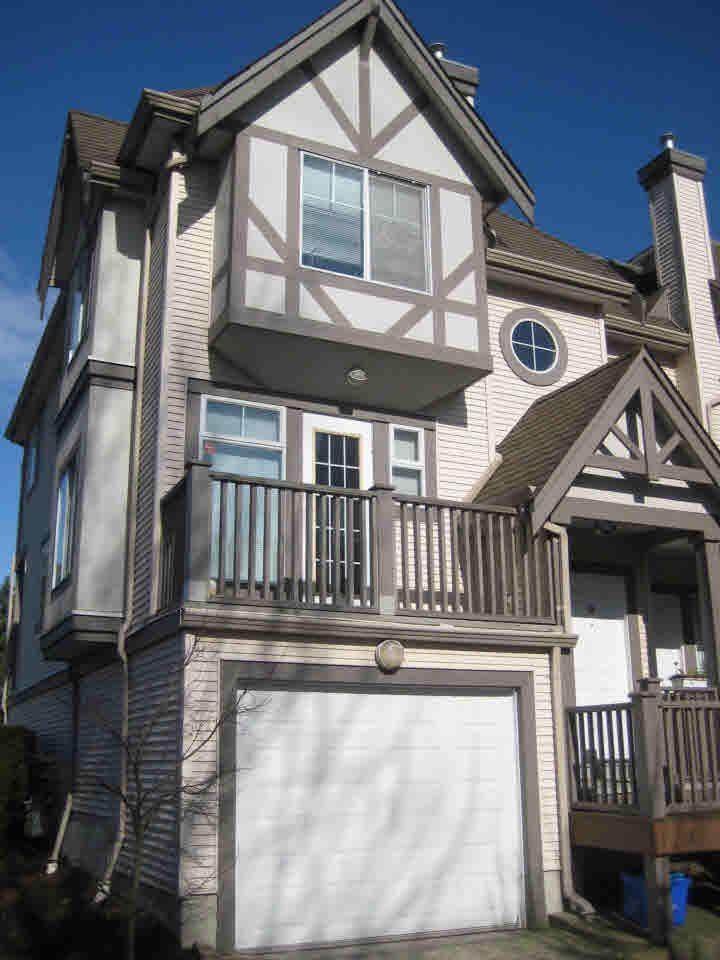 Main Photo: 20 22711 NORTON COURT in : Hamilton RI Townhouse for sale : MLS®# V936048