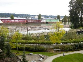 """Photo 4: 307 250 SALTER Street in New Westminster: Queensborough Condo for sale in """"PADDLER'S LANDING"""" : MLS®# V1103643"""