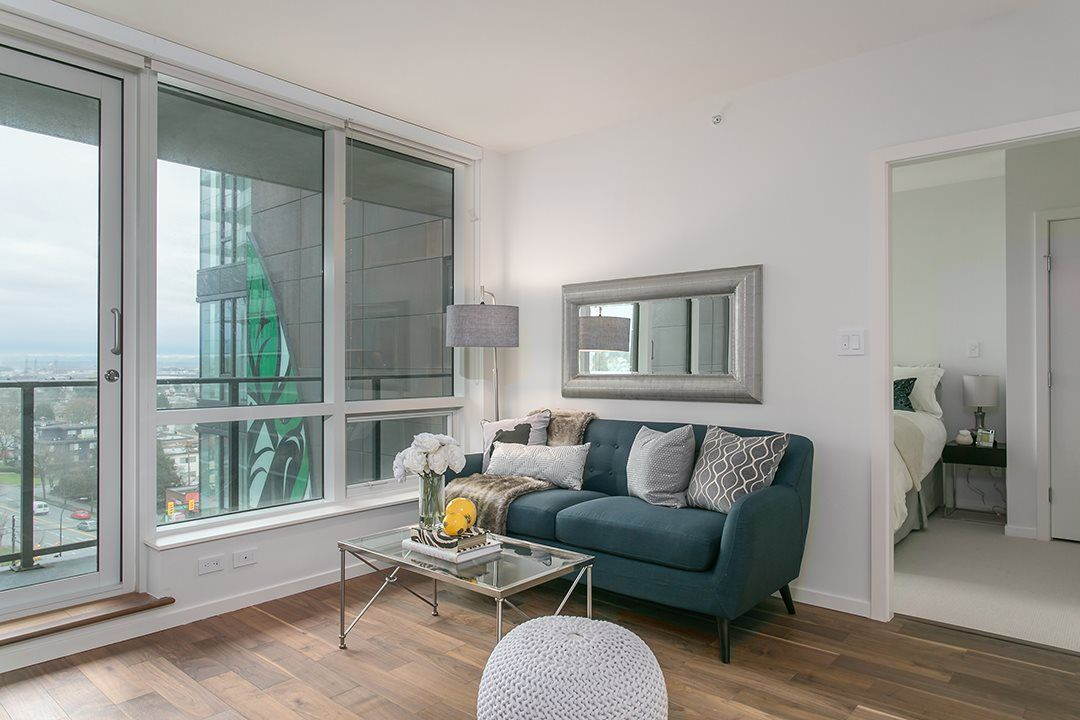 """Photo 6: Photos: 1106 8588 CORNISH Street in Vancouver: S.W. Marine Condo for sale in """"Granville at 70th"""" (Vancouver West)  : MLS®# R2028508"""