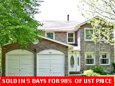 Main Photo: 166 Pringle Drive in Whitby: Freehold for sale