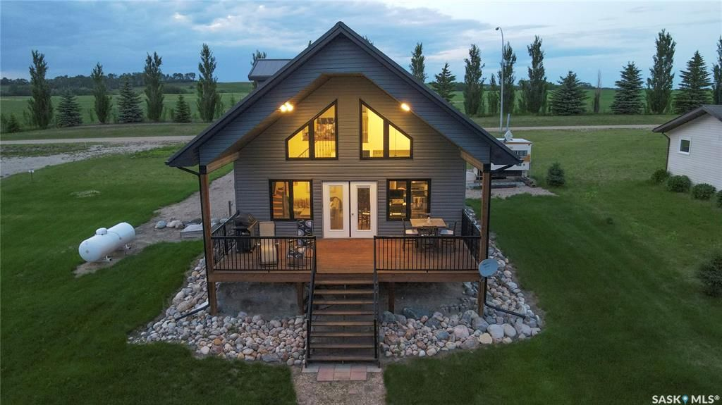 Main Photo: 3 Anderson Drive in Sturgeon Lake: Residential for sale : MLS®# SK860682