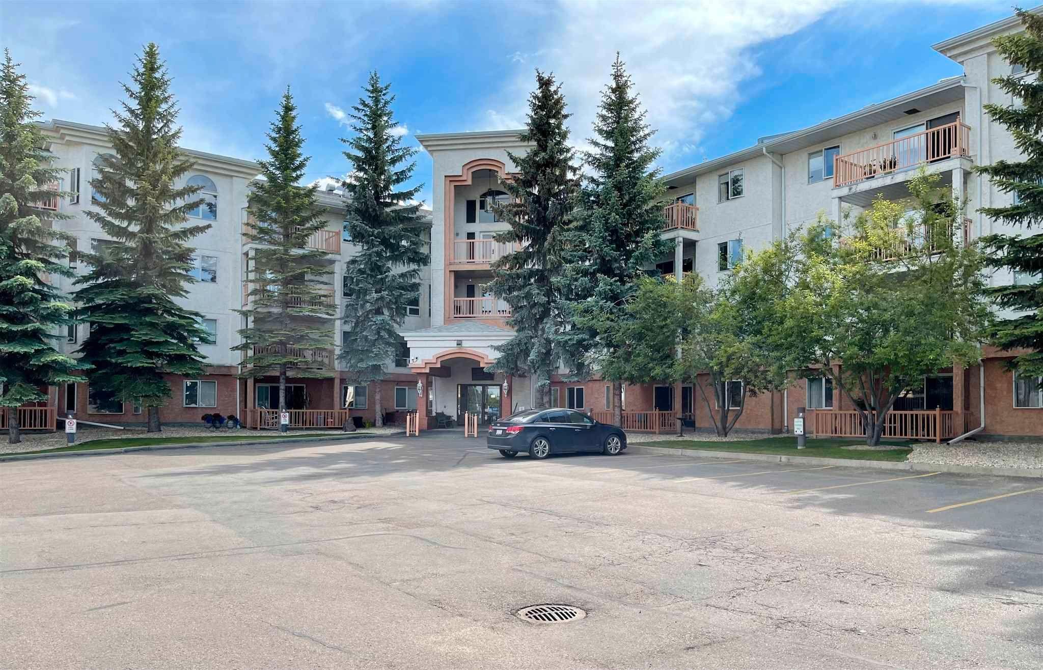 Main Photo: 401 10915 21 Avenue in Edmonton: Zone 16 Condo for sale : MLS®# E4249968