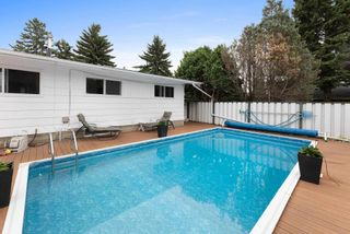 Photo 40: 8216 151 Street in Edmonton: Zone 22 House for sale : MLS®# E4257771