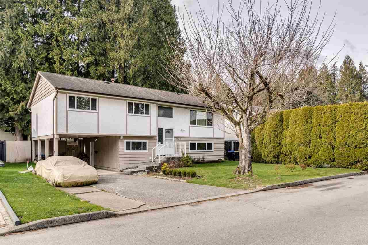 Main Photo: 3729 OAKDALE STREET in Port Coquitlam: Lincoln Park PQ House for sale : MLS®# R2545522