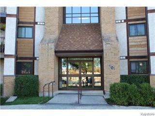 Photo 2: 201 Victor Lewis Drive in WINNIPEG: River Heights / Tuxedo / Linden Woods Condominium for sale (South Winnipeg)  : MLS®# 1526496