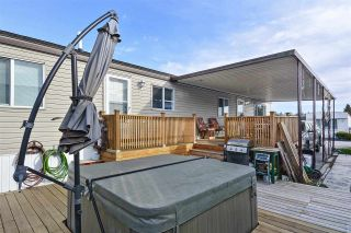 """Photo 18: 38 15875 20 Avenue in Surrey: King George Corridor Manufactured Home for sale in """"Sea Ridge Bays"""" (South Surrey White Rock)  : MLS®# R2375018"""